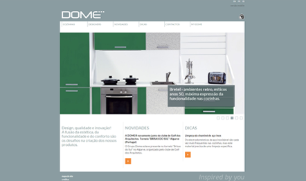Dome Kitchen