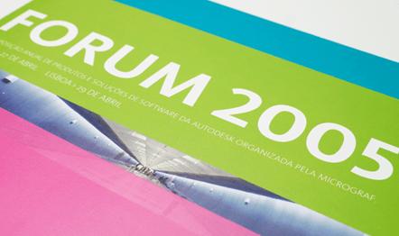 Autodesk Forum 2005