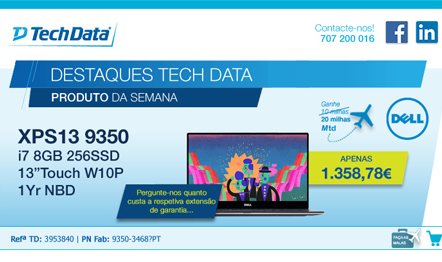 Tech Data - Destaques