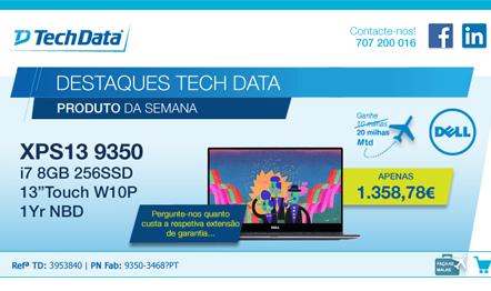 Tech Data - Destaques