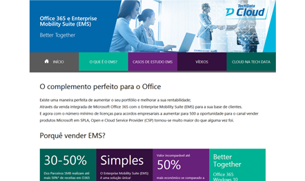 Office 365 e Enterprise Mobility Suite