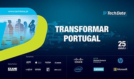 Evento Transformar Portugal