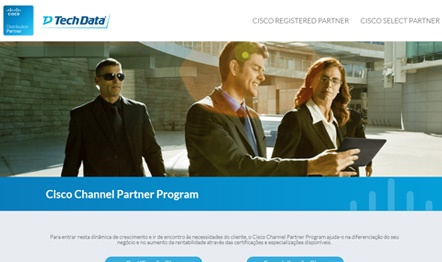 Cisco Channel Partner Program – Tech Data