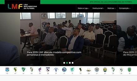 Liga Moçambicana de Futebol